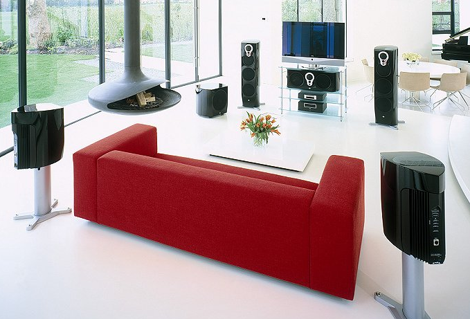 how to build a home theater sound system